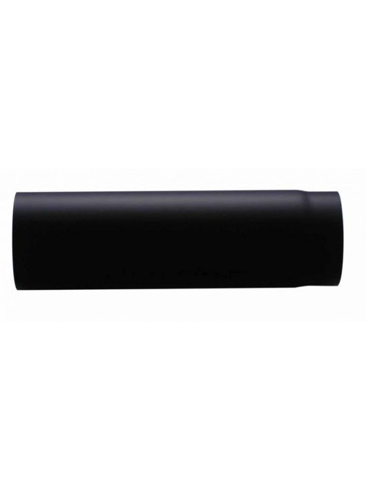 Acél füstcső DN120/500 mm