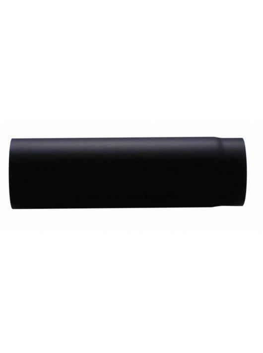 Acél füstcső DN160/500 mm