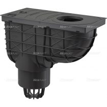 Esővíz bekötő akna Alcaplast AGV1