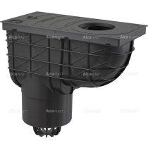 Esővíz bekötő akna Alcaplast AGV2