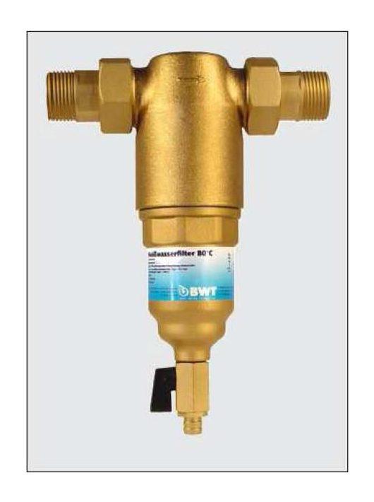Melegvíz szűrő BWT Celsius 80 melegvizes vízszűrő 3/4