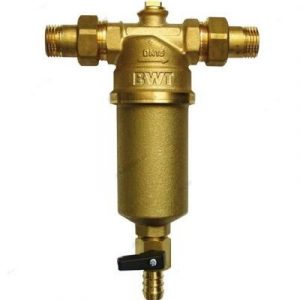 "BWT Protector Mini H/R vízszűrő melegvízre 1/2"" DN15"
