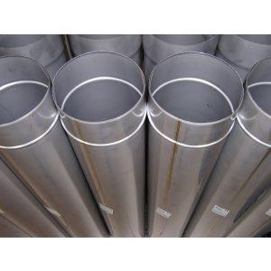 Saválló kémény béléscső gáztüzeléshez DN140/1000 mm PRÉMIUM