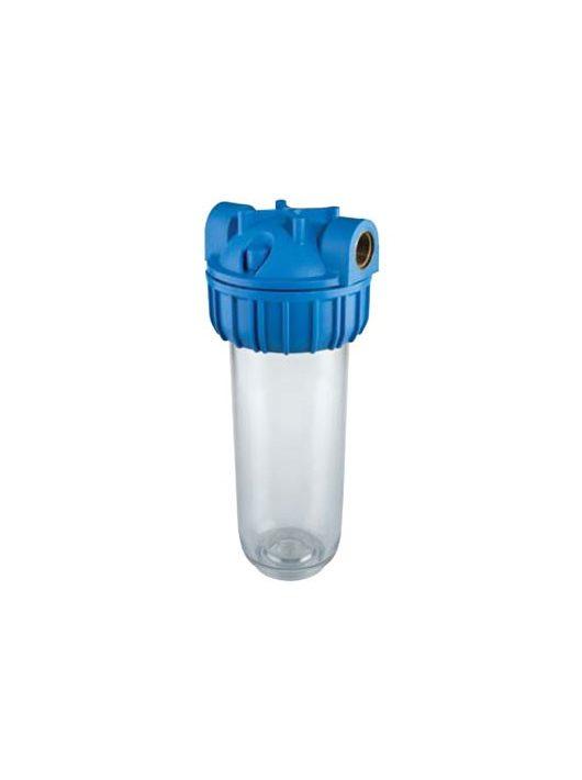 Vízszűrő átlátszó csészés ATLAS 9