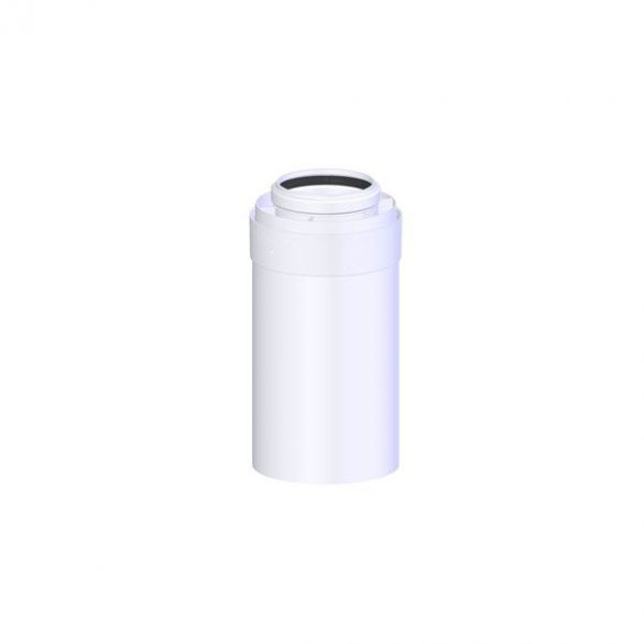 tricox pps-alu 80/125 koncentrikus füstcső