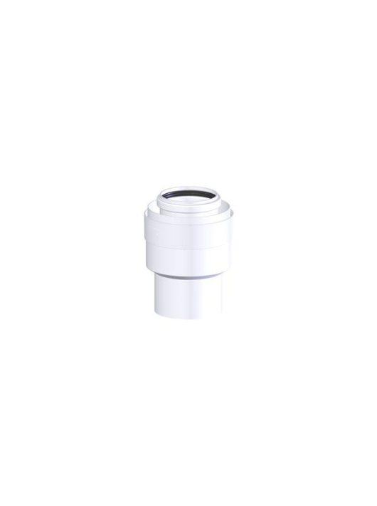 tricox pps-alu 60/100-80/125 bővítő idom