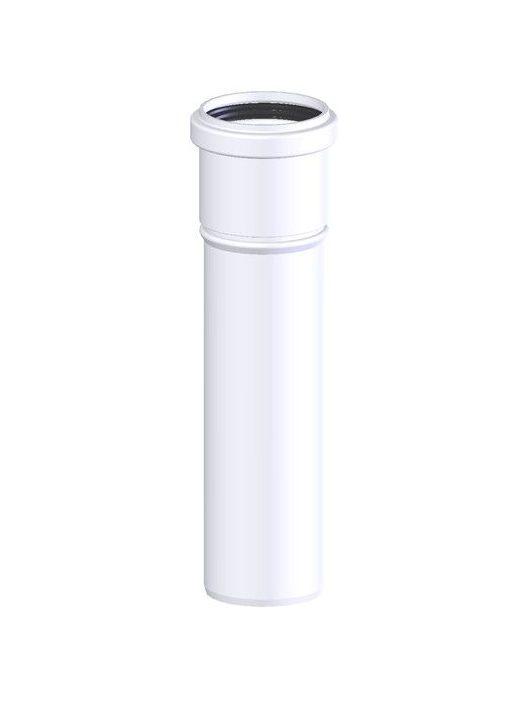 Tricox polipropilén pps füstcső 80 mm