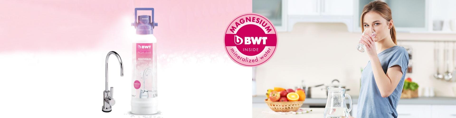 BWT Magnesium Mineralized vízszűrő