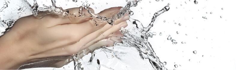 lágy víz kényelme, lágy víz komfortja