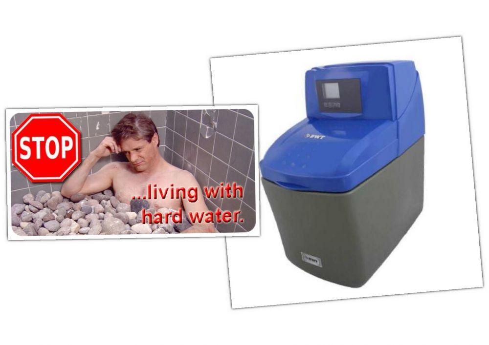 BWT Aquadial Softlife 25 vízlágyító
