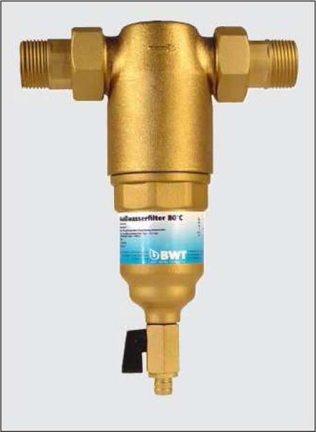 BWT Celsius 80 melegvizes vízszűrő 2