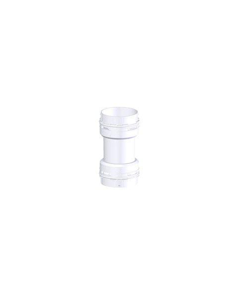 Tricox kuplung idom (toldó idom) 80 mm-es flexibilis kémény rendszerhez